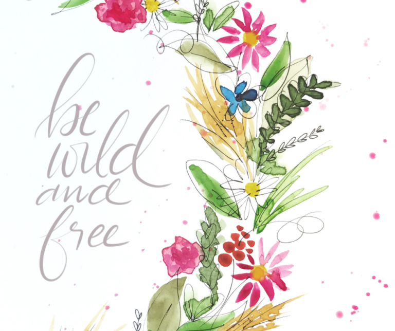 Blumenkranz by Glückskleckserin